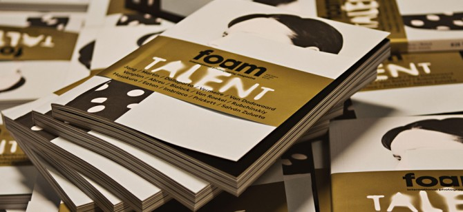 Foam Magazine | Talent Call 2012
