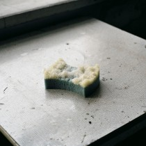 Darek Fortas | Coal Story | Still Life II (Sponge)