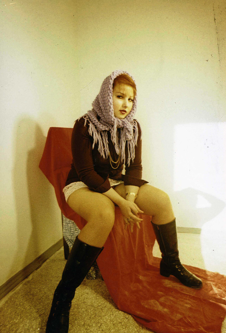 © Boris Mikhailov: Rote Serie , 1968 - 75, Copyright the artist, Courtesy Galerie Barbara Weiss, Berlin, VG Bild-Kunst, Bonn 2012