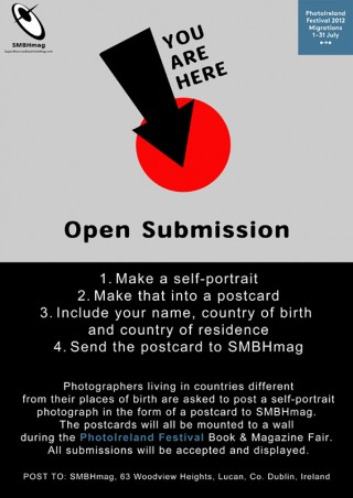 SMBHmag – You Are Here – Call for Entries