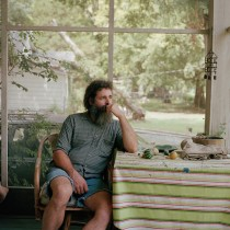  Shane Lavalette, Bill on His Porch, 2011