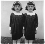 Identical twins, Roselle, N.J., 1967 © The Estate of Diane Arbus