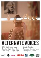 Alternate Voices | IADT 2nd year students exhibition